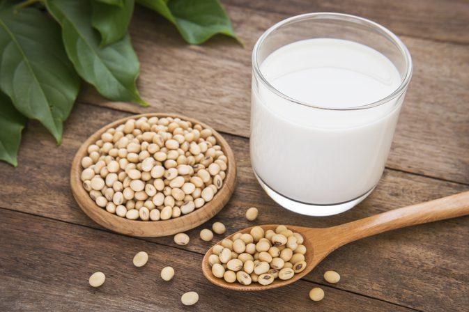 5 Impressive Benefits Of Soy Milk