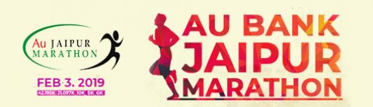 AU Bank Jaipur Marathon - 10 Year Celebration