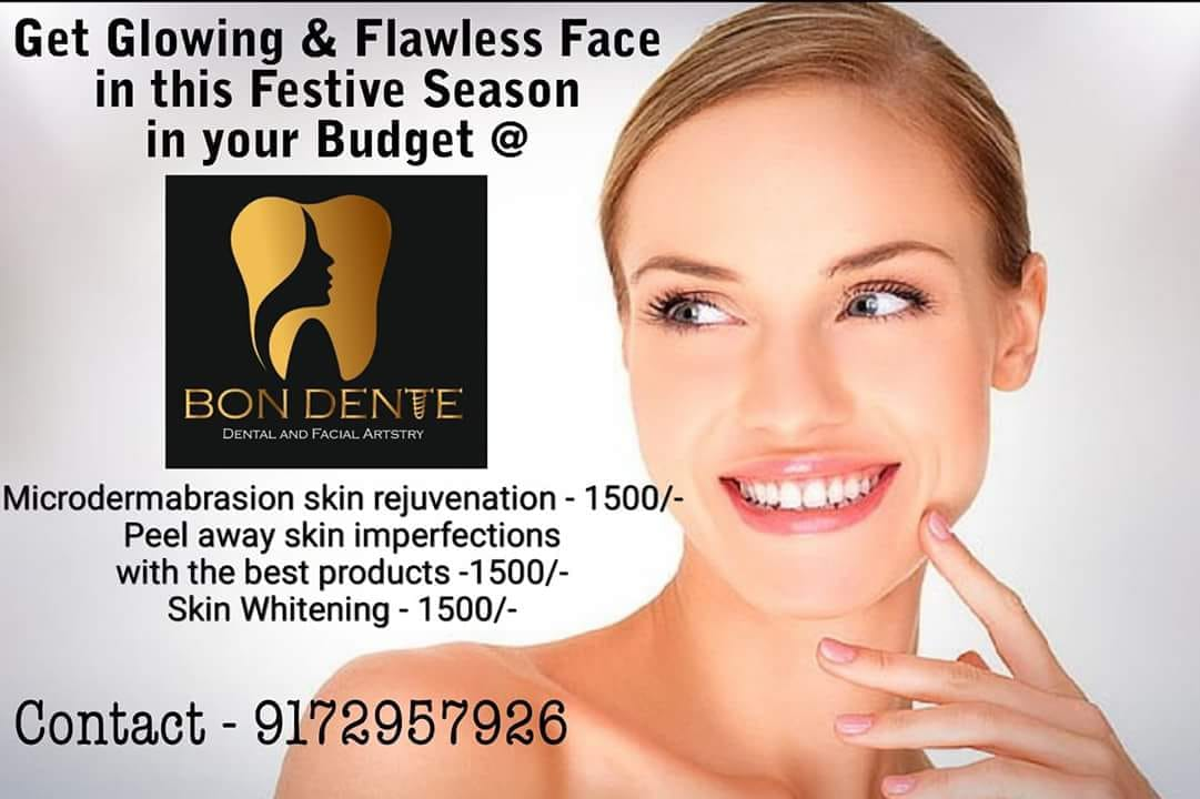 Get Glowing & Flawless Face in this festive season in your budget @