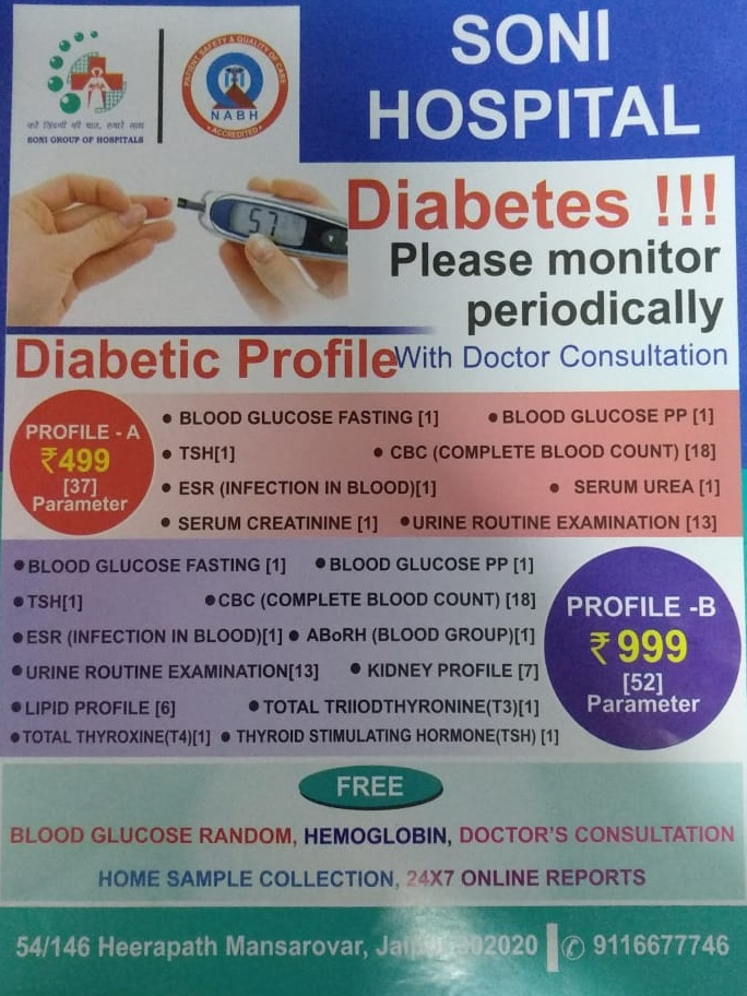 Diabetic Profile