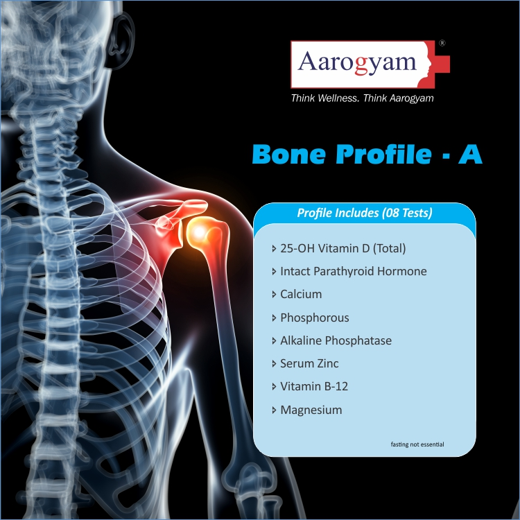 BONE PROFILE - A ( 8 Tests )