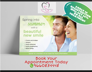 get your smile more attractive