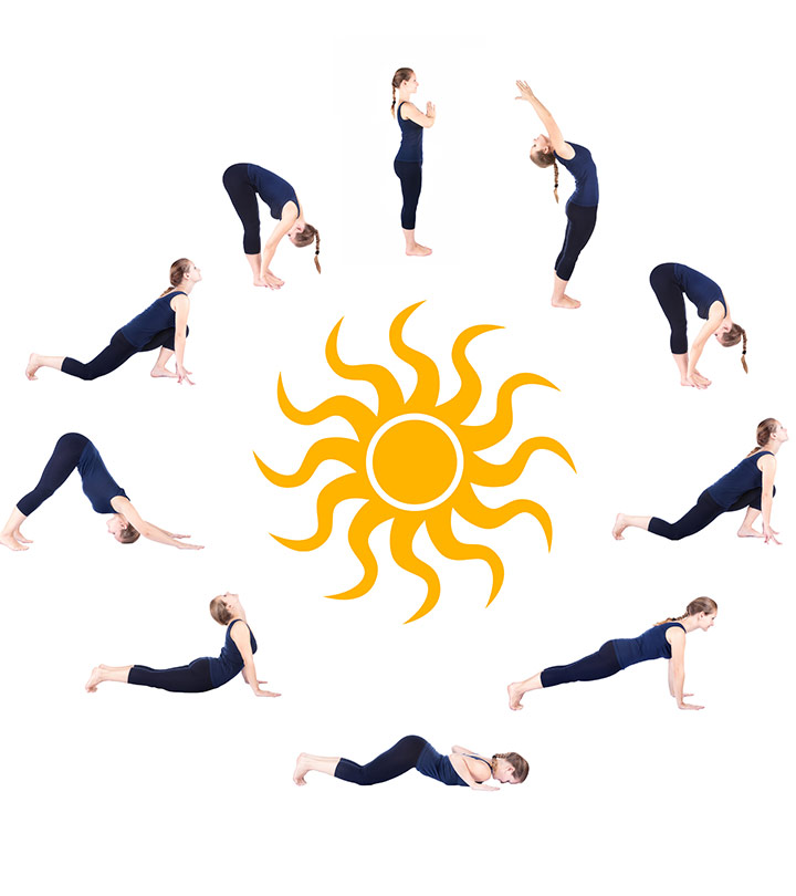 Surya Namaskar Benefits Sun Salutation